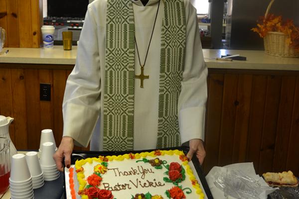 Rev. Vickie Hadaway