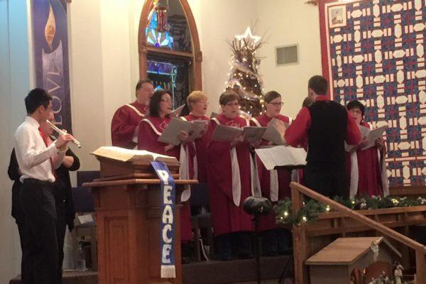 Choir December 2015
