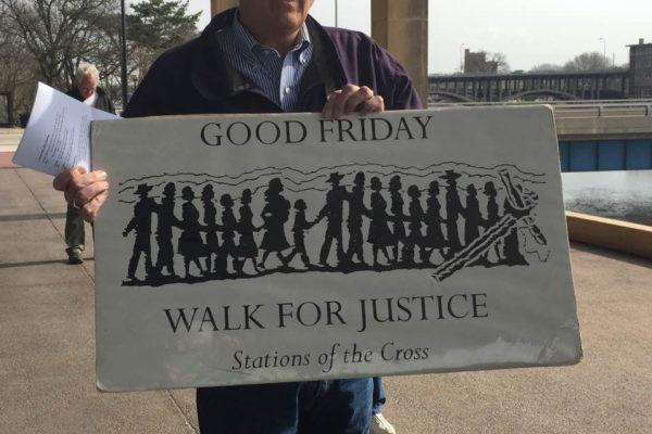 Good Friday Walk